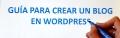 Crear un blog by A. Fidalgo